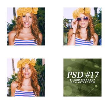 Psd #17 by lightsfadeout
