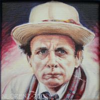 The Seventh Doctor: 50th Anniversary by napalmnacey