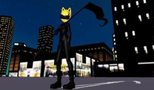 LAT Celty Sturluson by Milhala