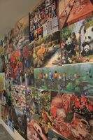 Puzzle Wall by Zylund