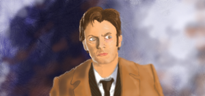The Tenth Doctor by TaraRoys