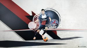 Yohan Cabaye (Paris Saint Germain) by AlbertGFX