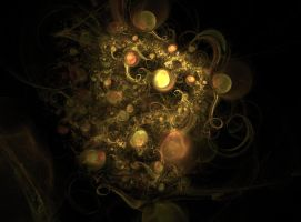 Fractal 1 - Swirls by greenaleydis-stock