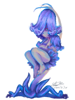 MGC_Day 7 Plant girl by f-sonic