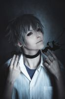 Kaworu Nagisa: You blow my mind, Shinji-kun! by WiseKumagoro