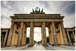 Brandenburger Tor by bsilvestre