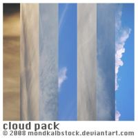 cloud pack by mondkalbstock