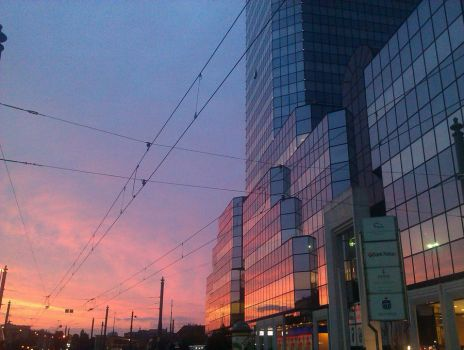 Warsaw by Tehora
