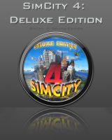 SimCity 4: Deluxe Edition Icon by zahnib