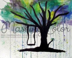 The Tree of Hope by MashingColor