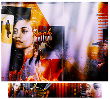 Rock Bottom Blend and Banner by Abbysidian