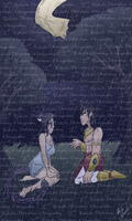ART TRADE Meeting in the Rain ART TRADE by I3-byUsagi