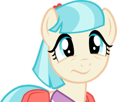 Coco Pommel's face of awkwardness by erikngn
