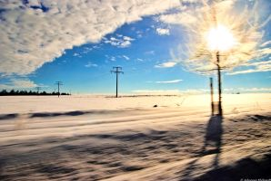Winter drive-by by JoInnovate