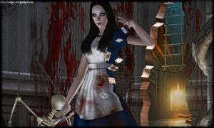 Alice Madness Returns  - Sims by CSItaly