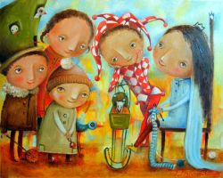 Welcome by Monica-Blatton