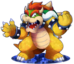 Bowser - ML:TSC Artwork by NeoZ7