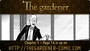 The gardener - CH01P14 by Marc-G