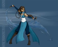 What I'll be : katara : by Lena-evans
