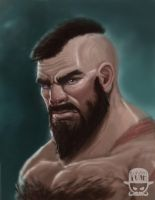 Zangief by yoshdestroys
