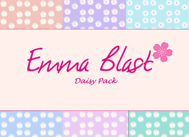 Pack Daisy Deco Papers by EmmaBlast