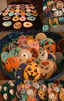Pokemon Easter Cookies by Afina79