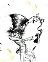 Mad Hatter by mesmithy