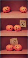 Les Oranges D'Amour by Rubberduckie-x
