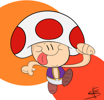 Jolly Toad by mexican64