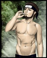 Asuma by be-a-sin