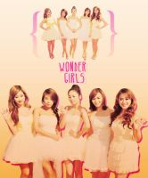 Wonder Girls by Baobaobei