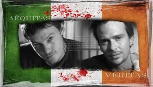 The Boondock Saints by Nhyms