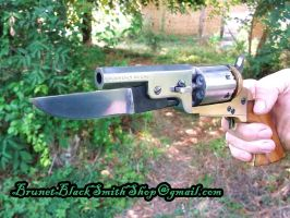 Colt 1851 custom by Veitsen