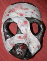 """""""The Watcher"""" Mask. by InsaneRasberry"""