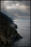 Italy.32: Cinque Terre by CrLT