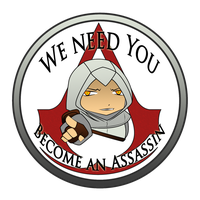 :: AC - We Need You :: by Nuxcia