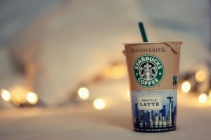 ~Starbucks! by SubjectOfMatter