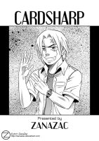 D.Gray-man Doujin Cardsharp - Page 1 by zanazac