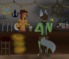 Thanks for 200 Watcher + by Insanity-Monster