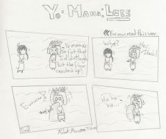 Yo' Mama: 'Lies' by xboxdude7281