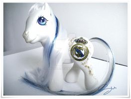 Real Madrid My Little Pony Custom by Snuzzle
