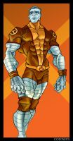 COLOSSUS v2 by BronxArtist