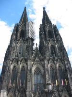 Cologne Cathedral by LaLiLuLeLooo