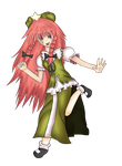 Hong Meiling by iSmellMusic