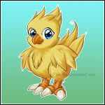 Chocobo by Ranefea
