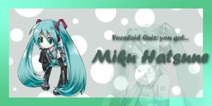 My Vocaloid by mermaidsol