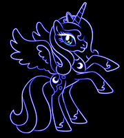 MLP:FIM-Princess Luna by Evilash-Zutara-17
