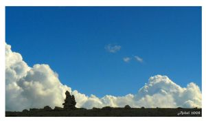 Tas en nuages - Clouds Pile by achel