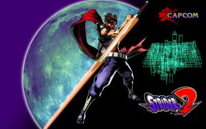 Strider Hiryu - Half Moon by Corn102903