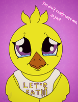 You Don't Really Hate Me, Do You? by Stitchlovergirl96